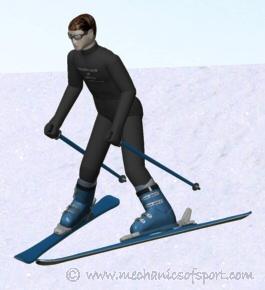 Sports Mechanics Skiing